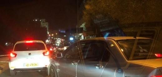 الناصرة تشهد اختناقات مرورية ومواطنون يطالبون بحل