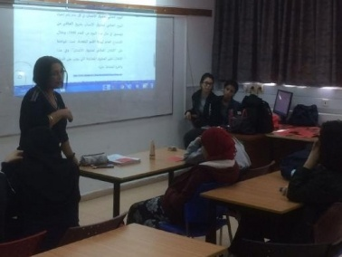 عكا: نجاح يوم حقوق الانسان بمدرسة أورط