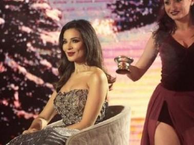 نادين نسيب نجيم تحتفل مع رابعة الزيات