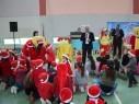 بلدية شفاعمرو ومؤسساتها المختلفة تحتفل بعيد الميلاد المجيد
