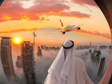 مطار دبي الأفضل في الشرق الأوسط