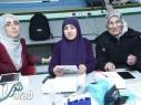 أم الفحم: توزيع اجهزة حواسيب لوحية على معلمي مدرسة الأمل للتعليم الخاص