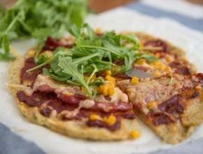 حضّري بيتزا الكينوا الصحية.. صحتين وهنا
