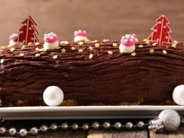 كعكة عيد الميلاد اللذيذة.. صحتين وهنا