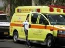 صفد: إصابة رجل (60 عامًا) بجراح خطيرة جراء سقوطه عن درج