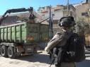 حملة واسعة للشرطة في حي سلوان وحي راس العمود في مدينة القدس