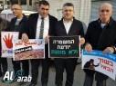 العشرات يتظاهرون امام مقر شرطة أم الفحم: الشرطة في خدمة الإجرام