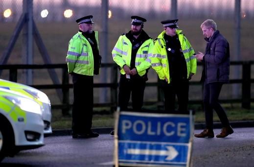 تقليص عدد أفراد الشرطة باحتفالات رأس السنة في لندن