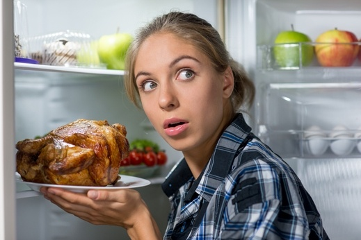 فوائد غريبة لتناول وجبات الدجاج!