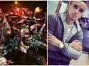 مصرع الشاب عمر كبها (19 عاما) وسيدة اخرى بحادث طرق على مدخل برطعة في وادي عارة