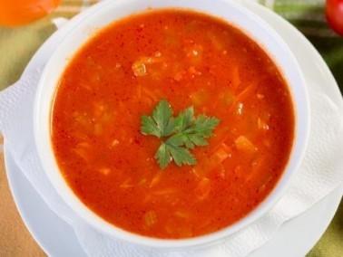 حساء لسان العصفور مع البندورة..صحة وهنا