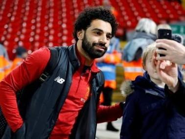 محمد صلاح أفضل لاعب في البريمييرليج في ديسمبر