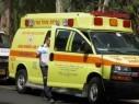 بيت جن: إحالة رجل (40 عامًا) بحالة خطيرة للمستشفى جرّاء تعرّضه لحروق