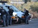 ملثم دخل محطة وقود في حرفيش ورشّ غازًا مسيّلا للدموع على البائع وسرق مئات الشواقل