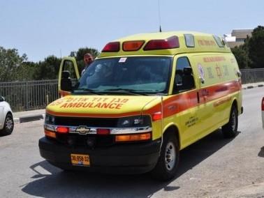 إصابة رجل جراء تعرضه للدهس في إيلات