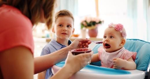 7 أطعمة يمكنك تقديمها لطفلكِ