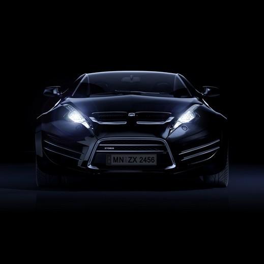 سيارة المستقبل من بيتون الصينية