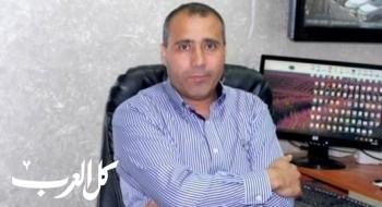 د. حسين سريس مدير مدرسة درويش الاعدادية في مجدالكروم يطلق اولى اصداراته