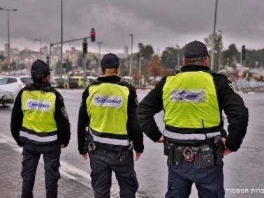 خلال نهاية الأسبوع: تحرير أكثر من 3000 مخالفة سير