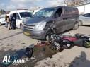 كفرقرع: إصابة رجل (46 عامًا) بجراح متوسطة في حادث طرق
