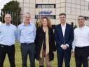 وزير الاقتصاد والصناعة يزور المناطق الصناعيّة يانوح جت ودير الأسد