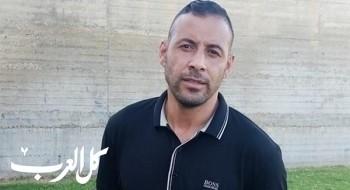 أحمد سبع يقدم استقالته من تدريب الاخوة عرابة