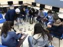 فعالية علمية في مدرسة البقيعة بالتعاون مع جمعية المرام للعلوم