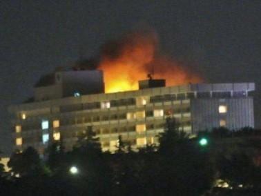 هجوم يستهدف فندق انتركونتيننتال في العاصمة الافغانية