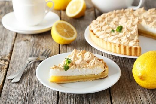 تحلاية اليوم من مطبخنا: فطيرة الليمون الكريمية
