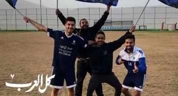 مكابي عرب النجيدات يتمركز أكثر بين فرق القمة بفوزه
