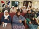 يوم صحي في نادي الجيل الذهبي في بلدة كفركنا