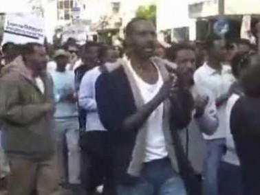 رؤساء الكنائس يناشدون اسرائيل معاملة طالبي اللجوء