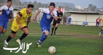نتائج مباريات اليوم الاثنين في جميع درجات الدوري الاسرائيلي