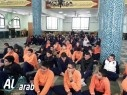 ضمن أسبوع تربية الأسرة: مدرسة النهضة الأهلية كفرقرع في زيارة لمسجد الحوارنة