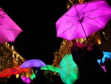 مهرجان الأضواء الأضخم في بريطانيا