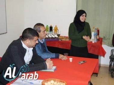 مجد الكروم: انطلاق مشروع المجتمع المتاح