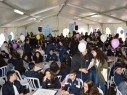 حيفا: خيمة الحوار في مدرسة راهبات الناصرة