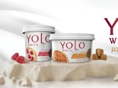 YOLO WHITE – بأطعمة شوكولاطة بيضاء