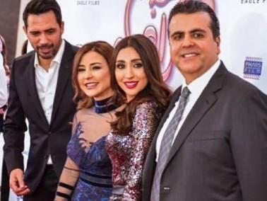 أبطال حبّة كراميل يفتتحون العرض الاول للفيلم في دبي