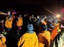 انقاذ 3 شبّان من ديرحنا بعد ان علقوا في نهر الأردن خلال قطف ثمار الفطر