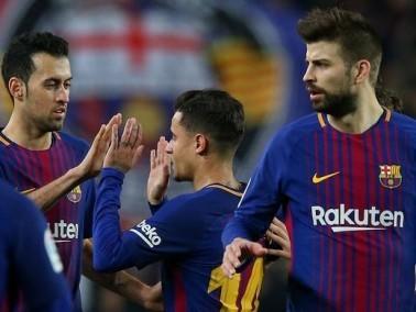 بيكيه: لا نهتم بريال مدريد