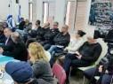 وزير الاسكان يجتمع مع رؤساء السلطات المحلية الدرزية والشركسية في الرامة