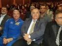 رائد الفضاء الأمريكي دونالد توماس ضيفا على بلدية الناصرة ضمن أسبوع الفضاء