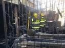 انفجار اسطوانات غاز في القدس يؤدي لاشتعال عدد من الشقق السكنية