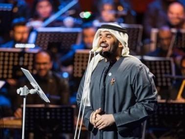 حسين الجسمي يلتقي الجمهور الكويتي..صور