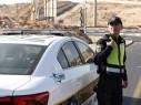 ضبط سائق من نابلس يقود بسرعة 180 كيلو متر بشارع السرعة القصوى فيه 80