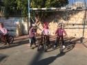 باقة: دار البلديّة تعزّز التّوعية للسياقة السّليمة للدرّاجات الهوائيّة