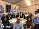 تكريم ايمن سيف مدير سلطة التطوير الاقتصادي في حفل مهيب