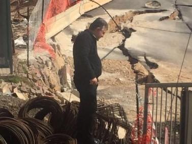 الناصرة: النائب جبارين يزور حيّ الفاخورة