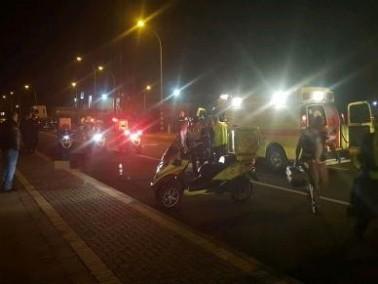 مصرع سائق دراجة هوائية بعد تعرضه للدهس في الجليل الغربي